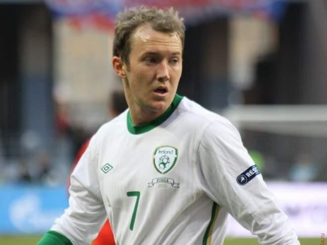 Макгиди попал в состав сборной Ирландии на Евро