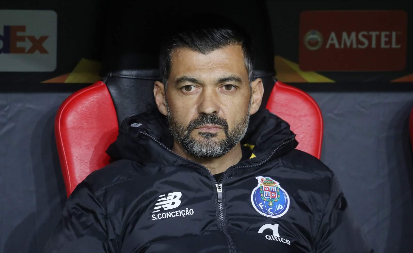 Тренер «Порту»: «Результат несправедлив, но в футболе всё решают голы»