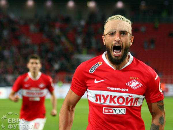 Баженов: «Жиго сыграл как супернападающий»