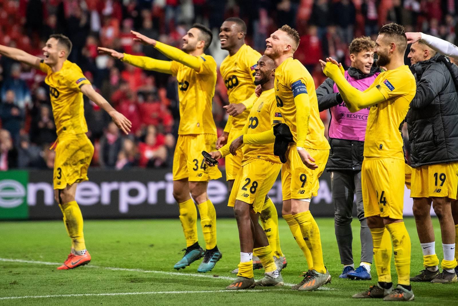 Бельгийский клуб заинтересовался полузащитником «Велеса»