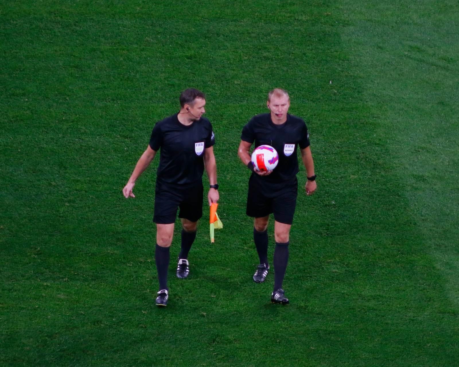 Российские судьи отработают на матче «Реал Сосьедад» - «Монако»