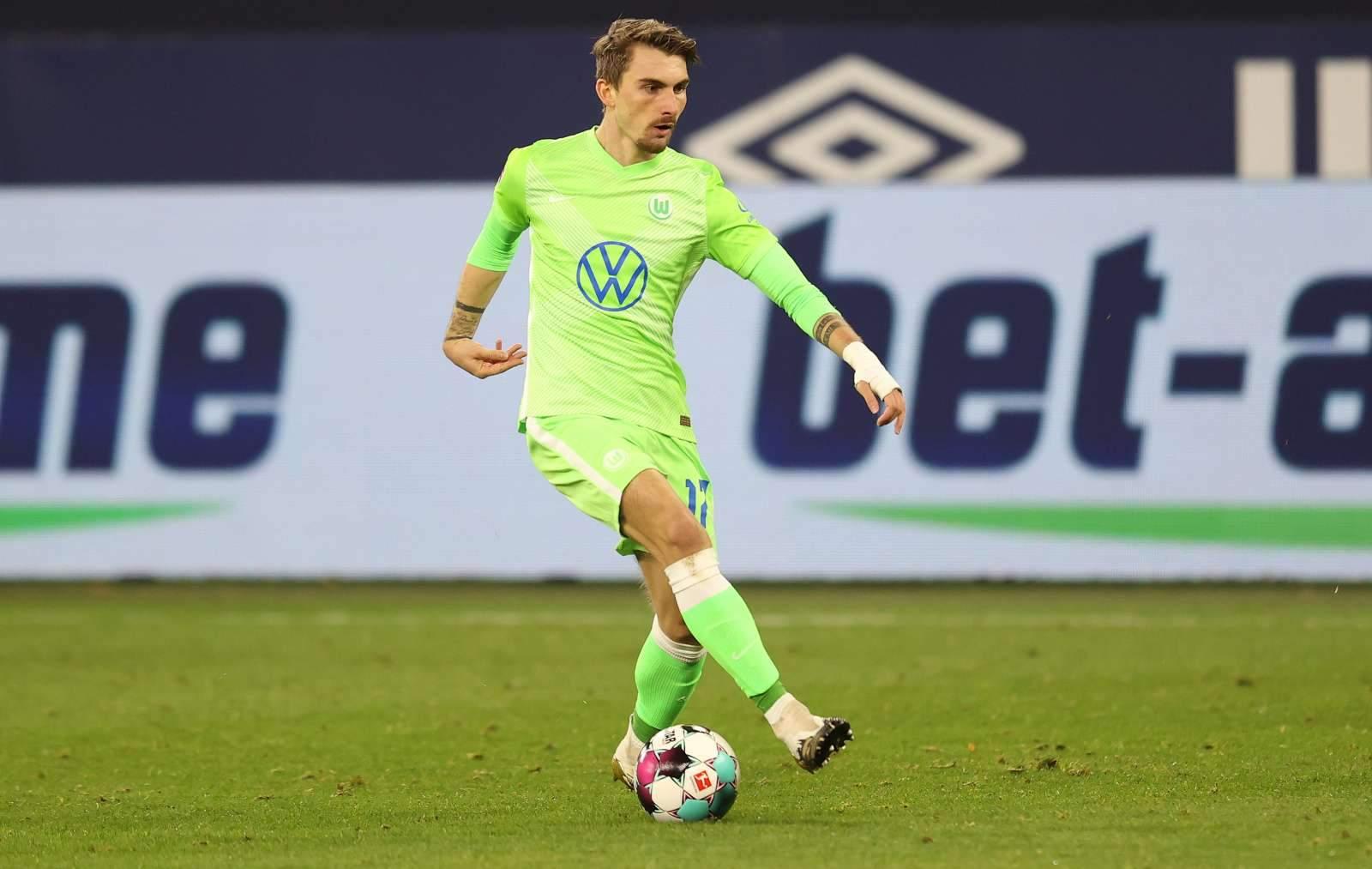 Дубль динамовца Филиппа вывел «Вольфсбург» в Лигу чемпионов
