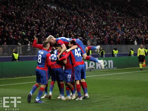 Впервые в Лиге чемпионов последняя команда группы дважды обыграла первую