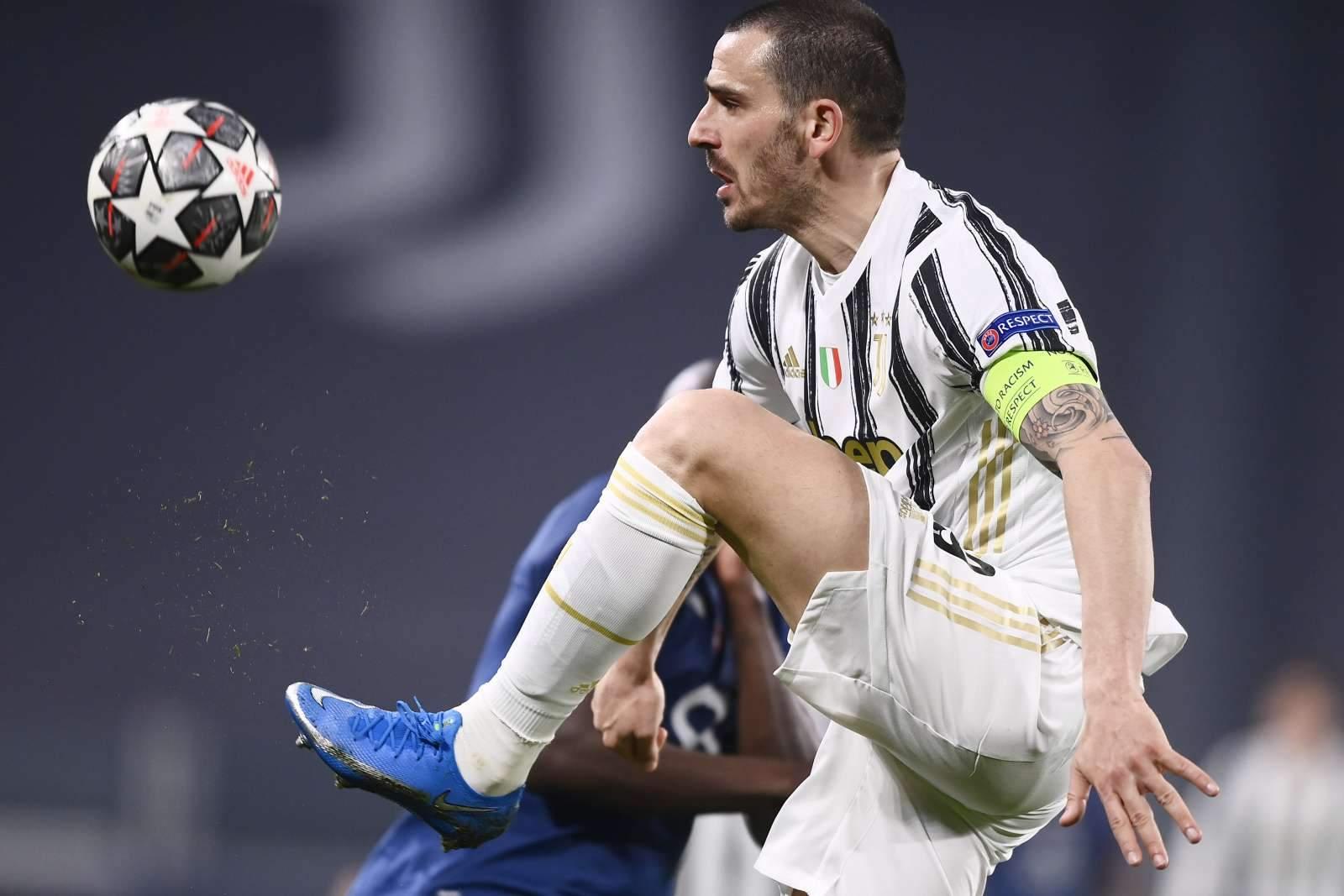 Бонуччи пропустит Кубок Италии