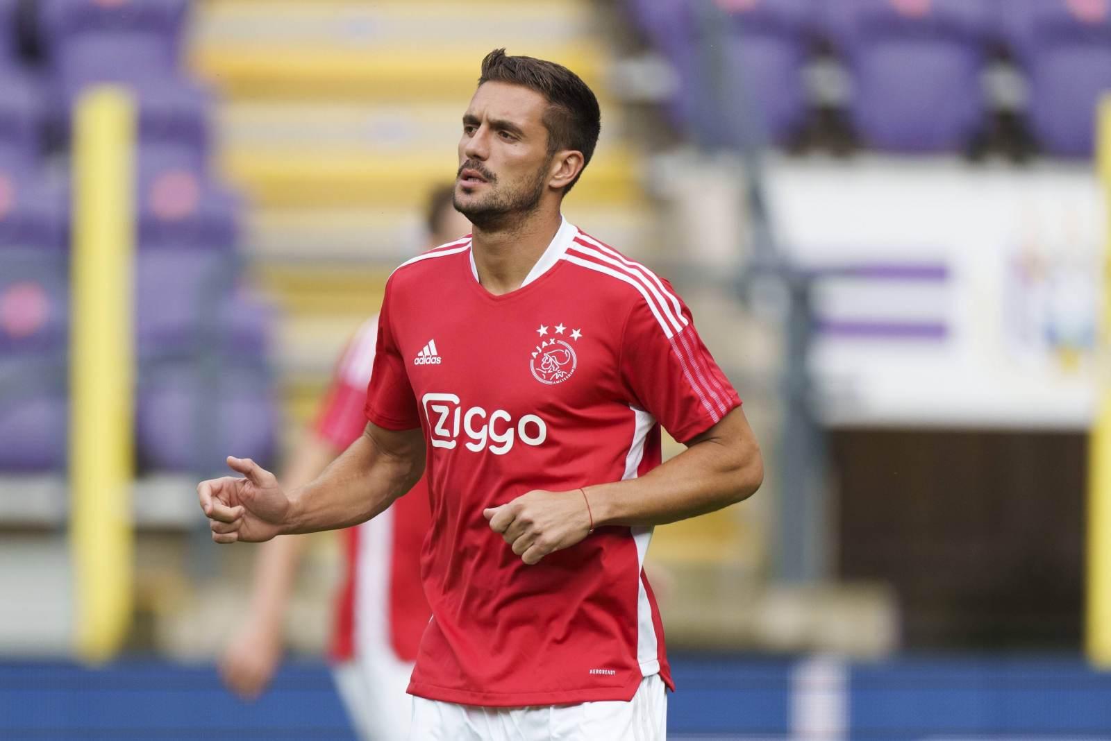 Тадич - лучший игрок сезона в Голландии