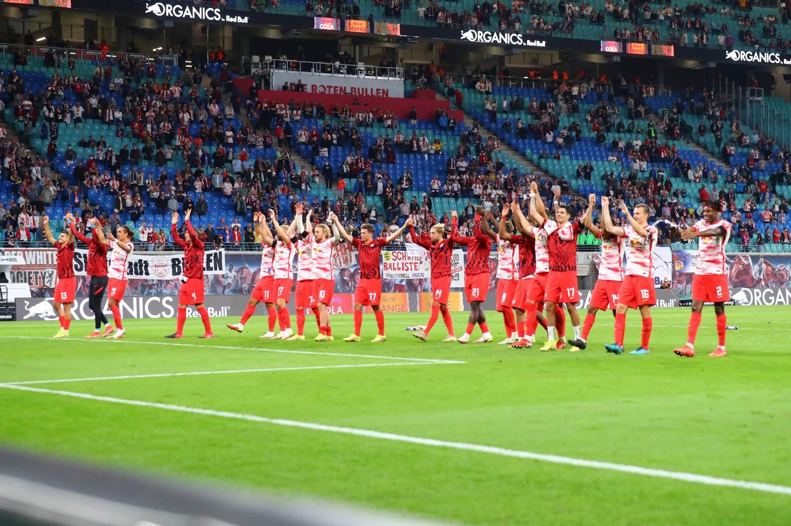 «РБ Лейпциг» - «Бохум»: прогноз и ставка на матч чемпионата Германии –2 октября 2021