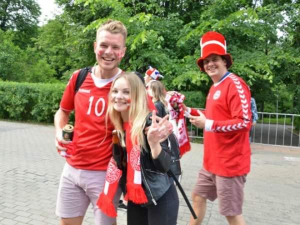 Сборная Дании уверенно обыграла шведов