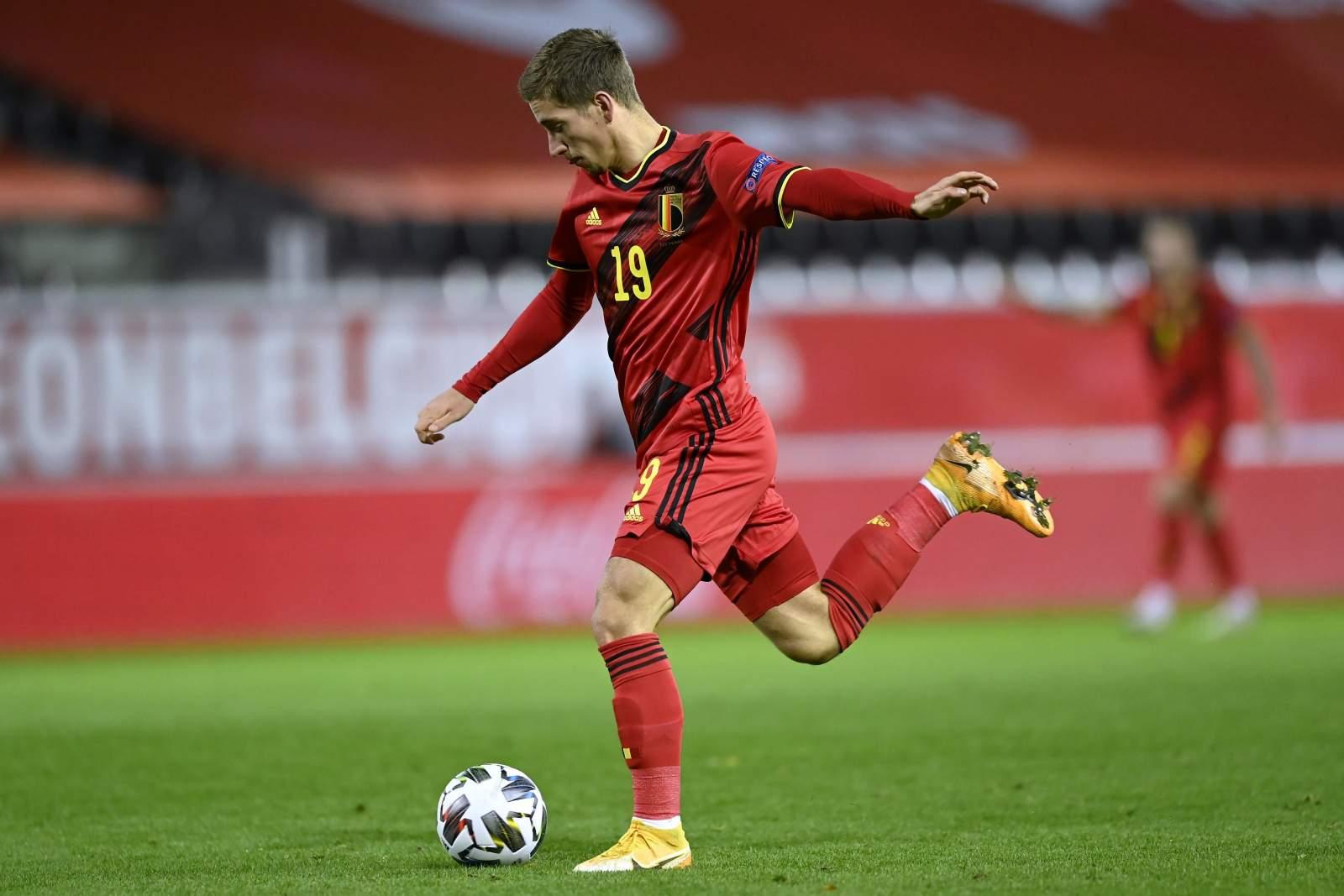 Бельгия одолела Беларусь в Казани
