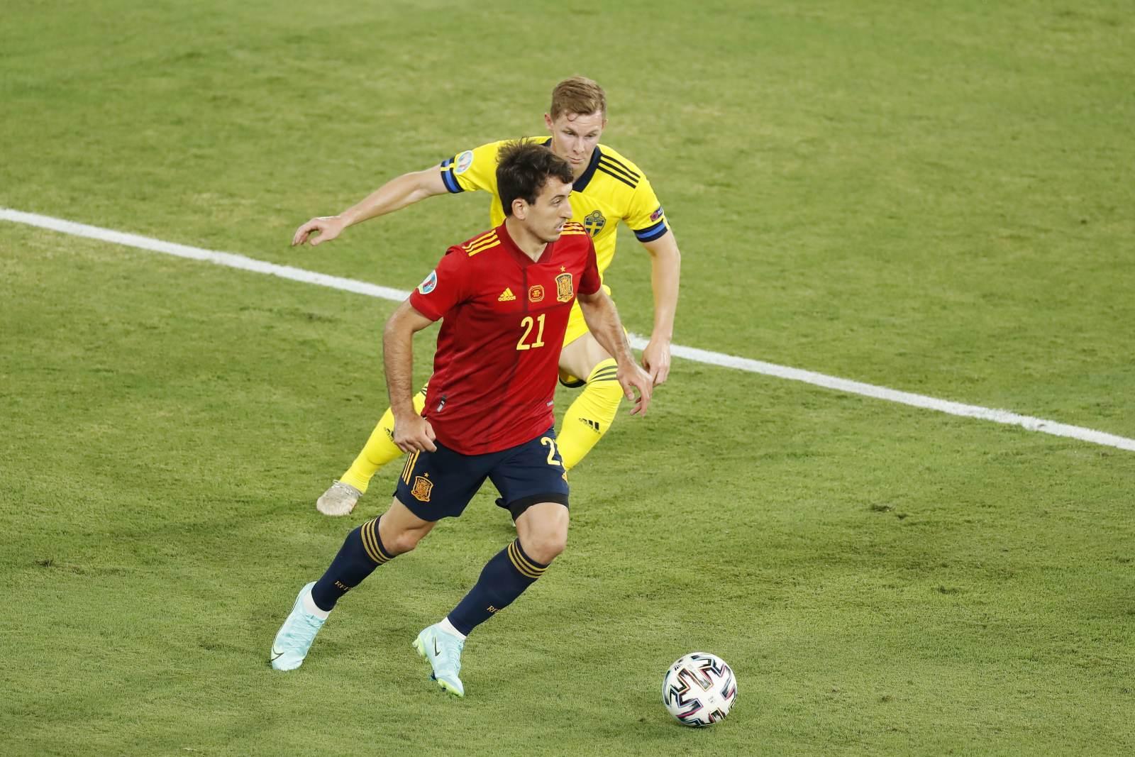 Победный пенальти сборной Испании - видео