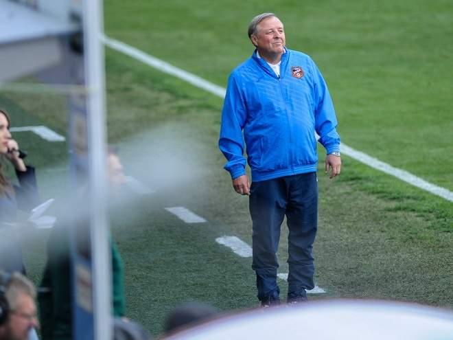 Тарханов: «Радимов несколько принижает себя, ему нет равных в понимании футбола»