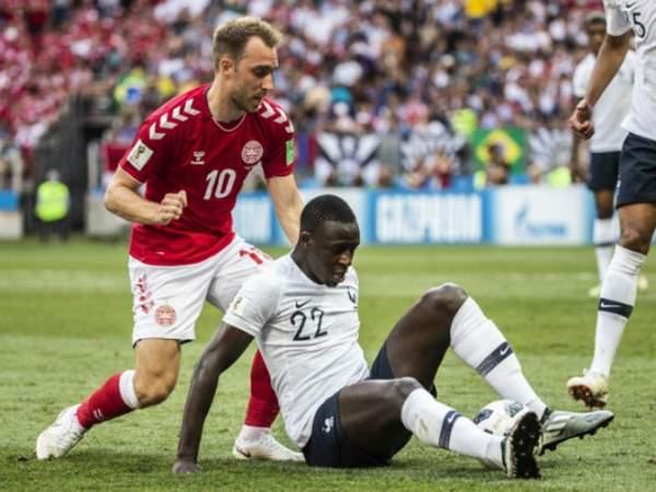 Матч Дания - Бельгия будет остановлен в честь Эриксена