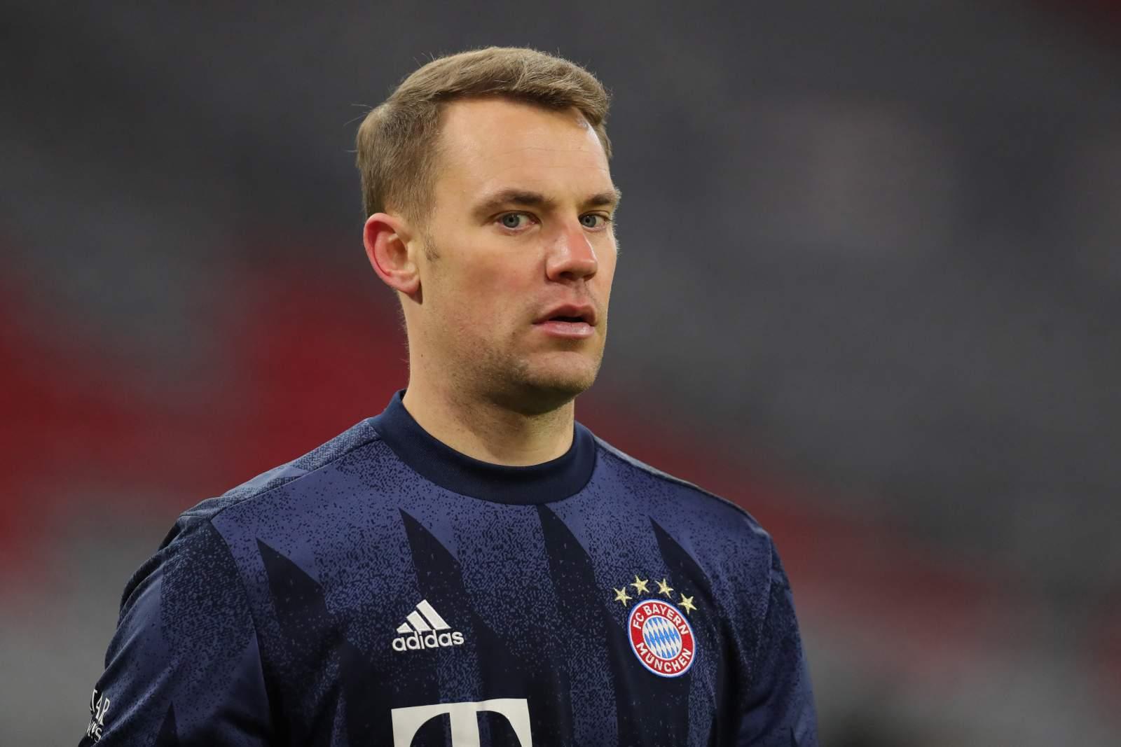 Нойер повторил рекорд Кана по количеству сухих матчей в чемпионате Германии