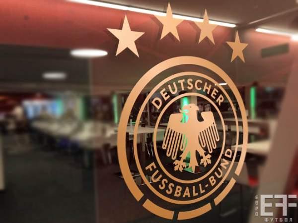 Гинтер признан лучшим игроком сборной Германии в 2019 году