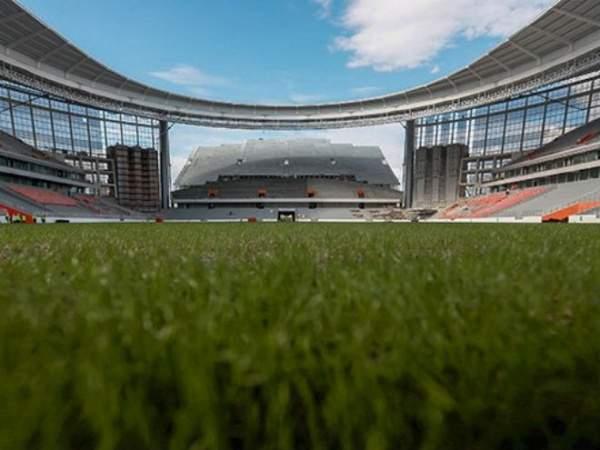 Семь российских арен претендуют на звание лучшего стадиона 2018 года