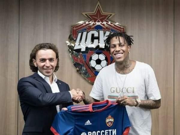 ЦСКА объявил, что Эрнандес останется в клубе