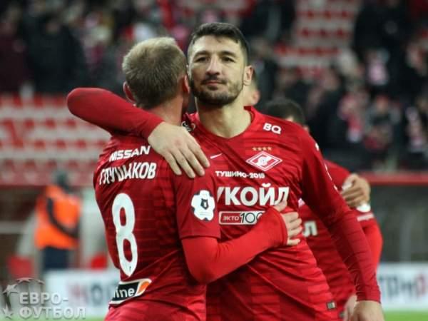 Боккетти: «Знаю, что однажды вернусь в «Спартак», и необязательно в качестве футболиста»