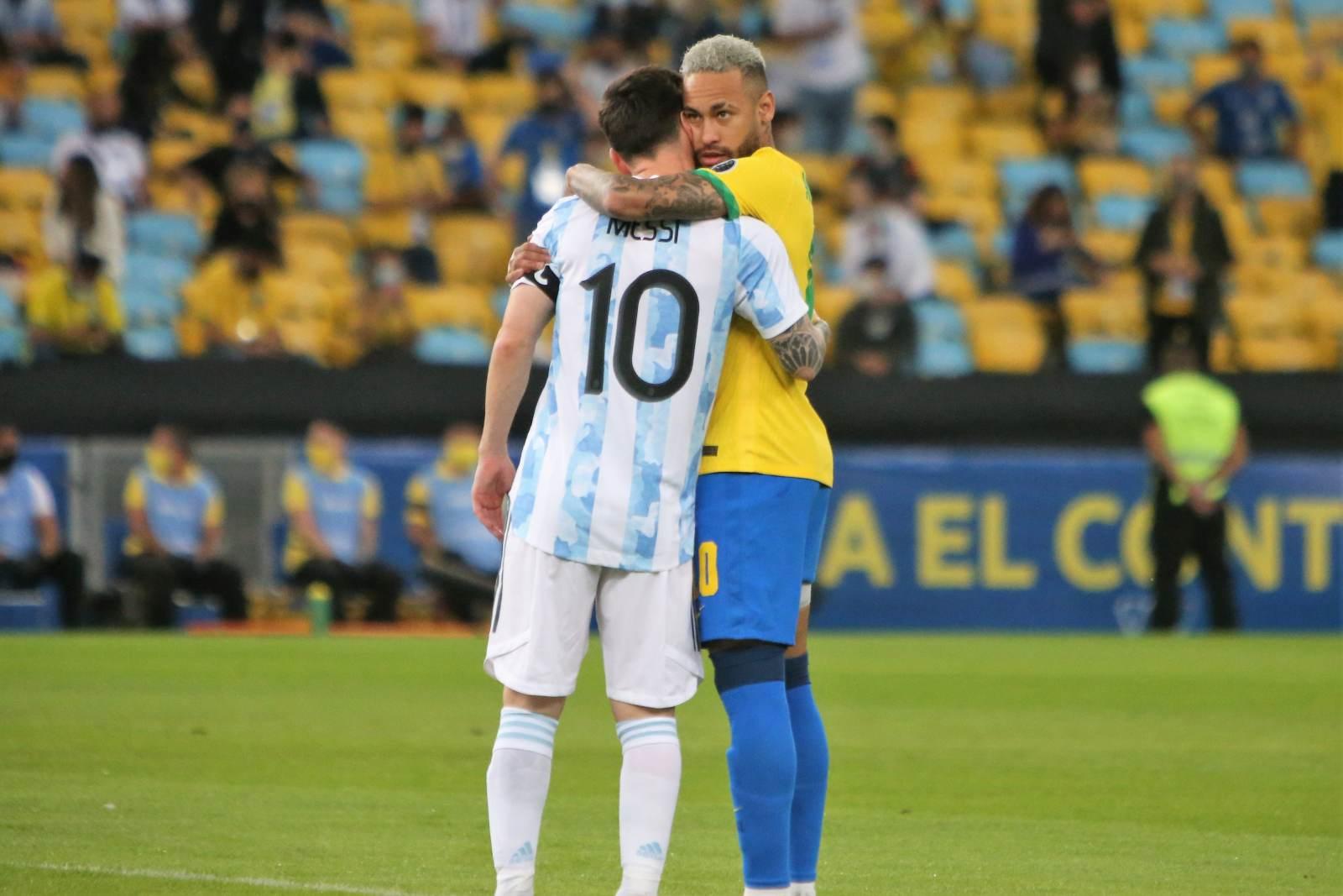 ФИФА запустила дисциплинарное производство по скандальному матчу Бразилия – Аргентина