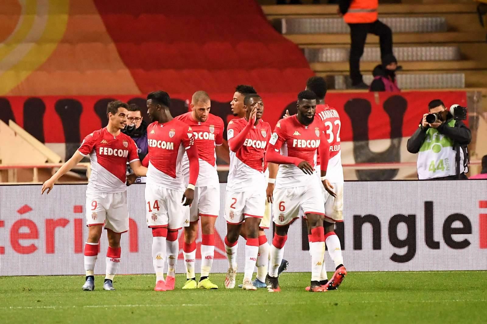 «Монако» с Головиным снова разгромно победил, «ПСЖ» и «Лилль» набрали по три очка