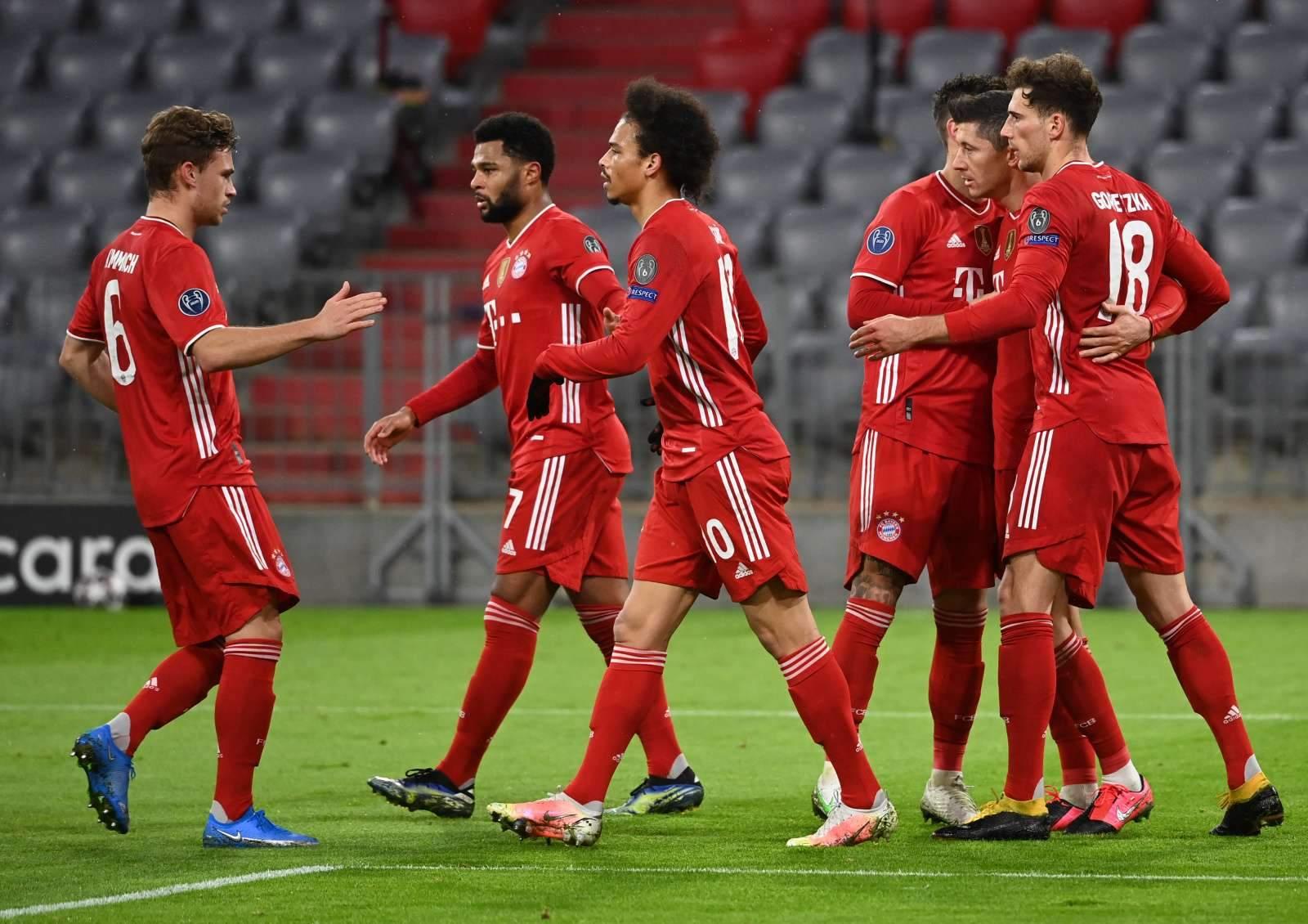 «Бавария» - «Байер» Леверкузен - 2:0 (закончен)