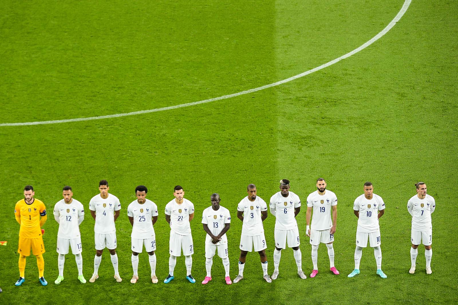 Франция - Швейцария - 3:3 (пен. 4:5) - закончен