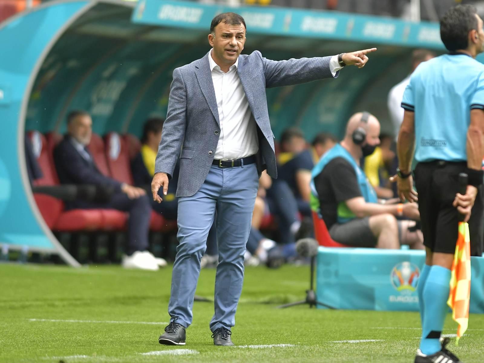 Главный тренер Северной Македонии: «Для меня было честью возглавлять эту команду на таком турнире»