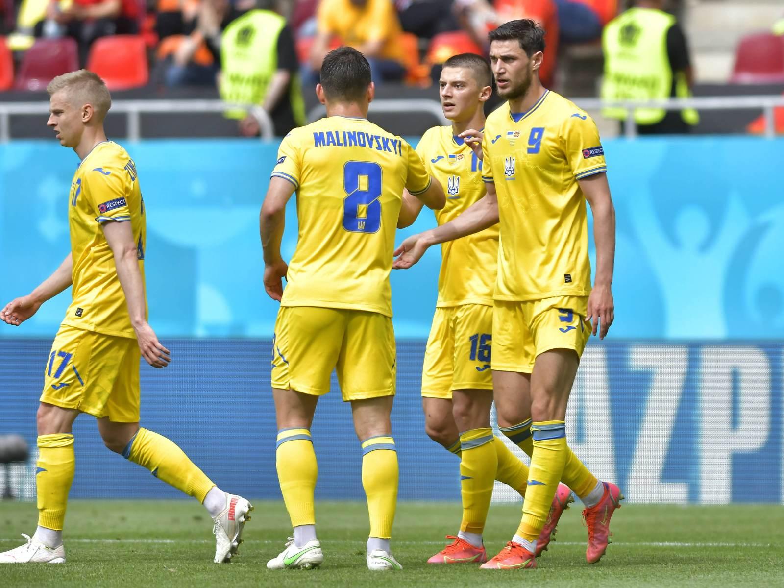 Казахстан – Украина - 2:2 (завершён)