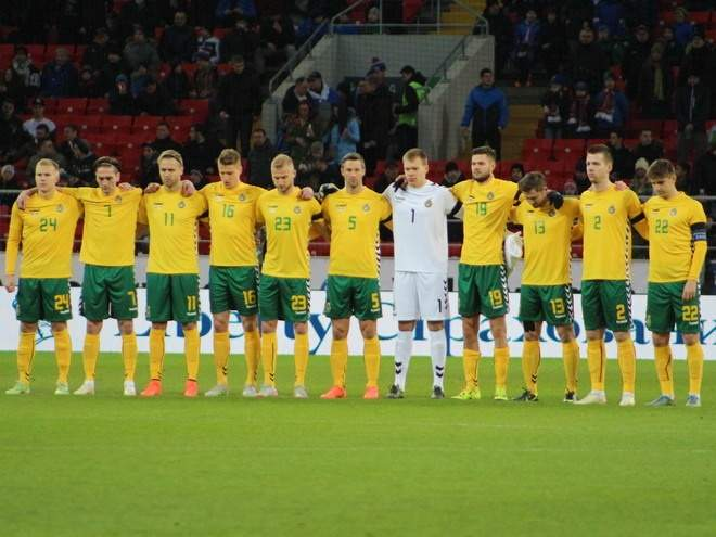 Литва – Северная Ирландия: прогноз на матч отборочного цикла чемпионата мира-2022 - 2 сентября 2021