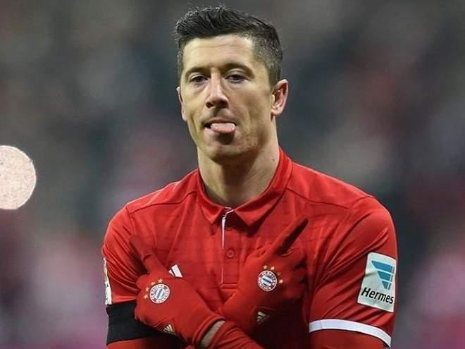 «Манчестер Юнайтед» хочет купить у«Баварии» Левандовски иАлькантару