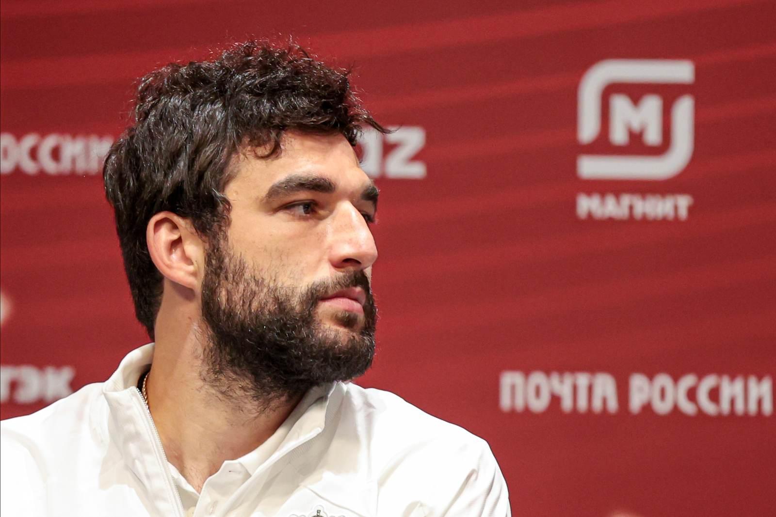 Джикия высказался об отказе Дзюбы от вызова в сборную России