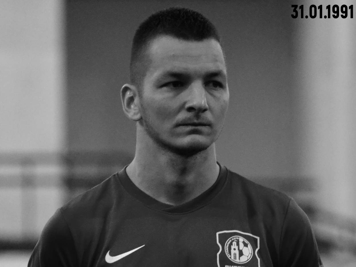 """Вратарь """"Витебска"""" погиб с семьёй в автокатастрофе"""