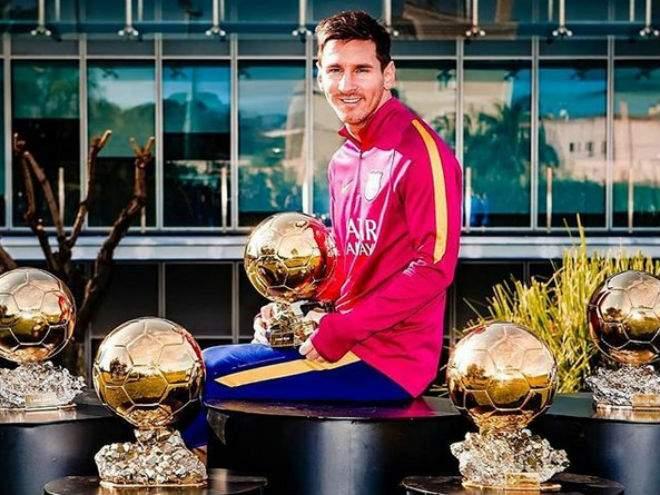 Месси назван лучшим игроком в истории финалов Лиги чемпионов, Роналду на 11 месте