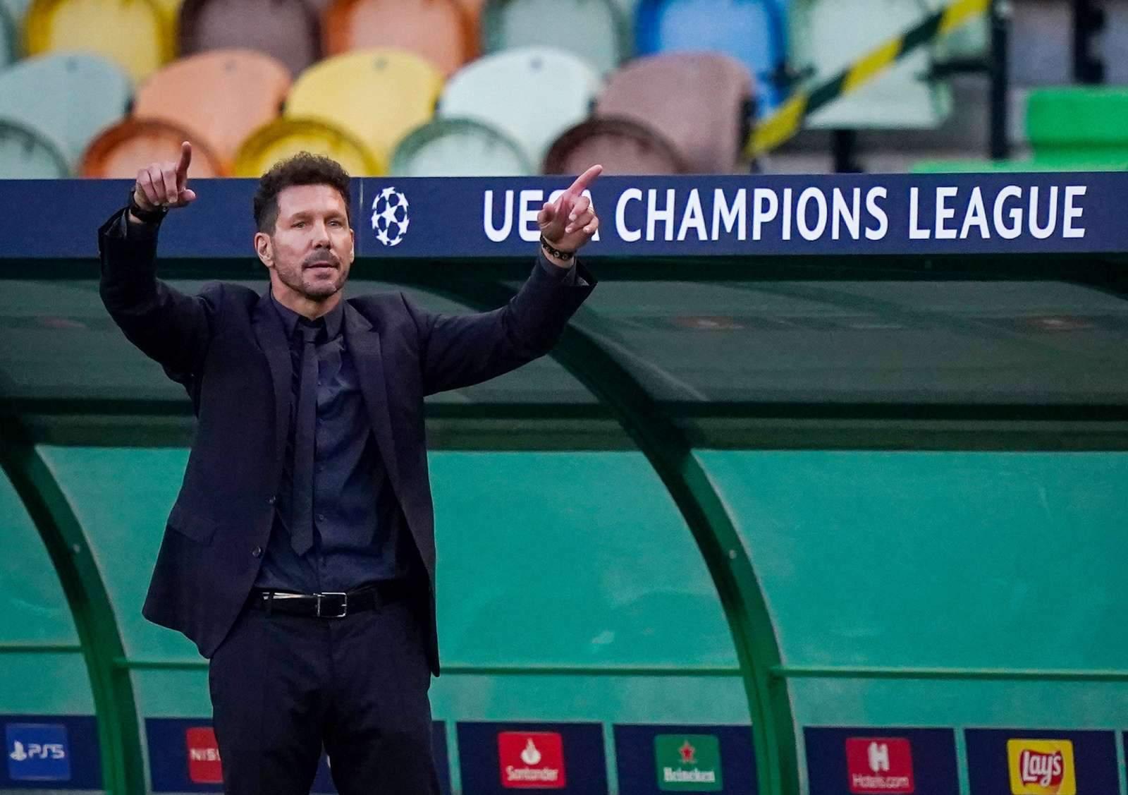 «Атлетико» упустил победу над резервом «Баварии» и закрутил интригу в группе «Локомотива»