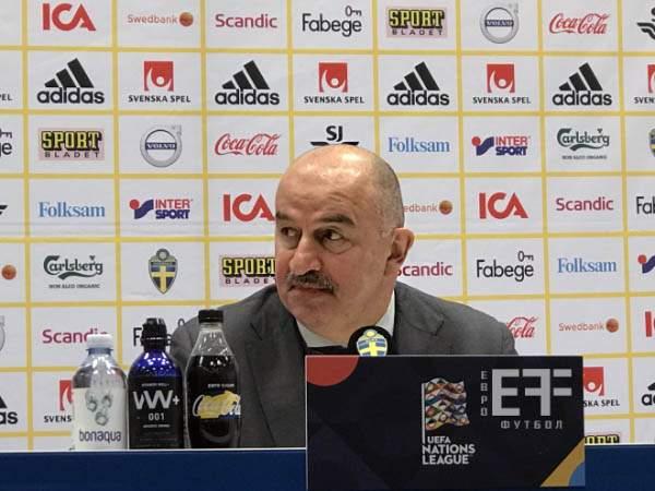 Черчесов: «Главная задача – выиграть чемпионат Европы»