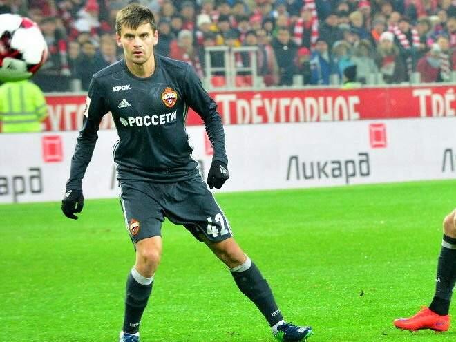 """Щенников: """"В Европе мне нравилась команда """"Арсенал"""""""