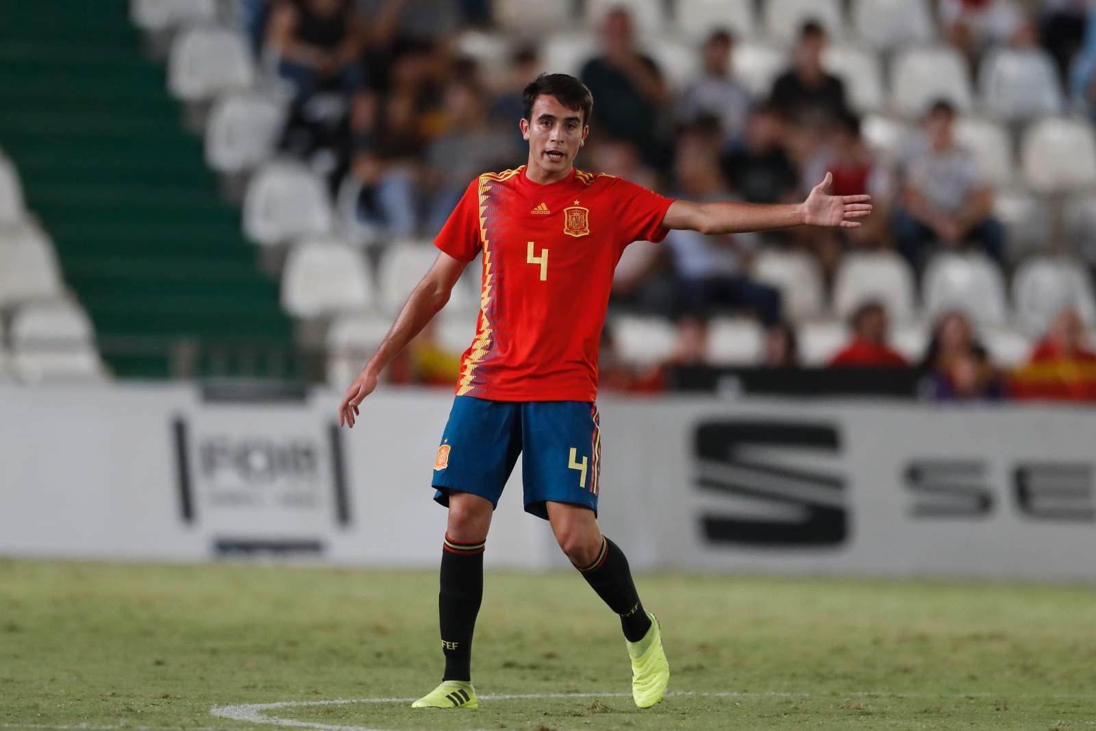 Эрик Гарсия близок к возвращению в «Барселону»