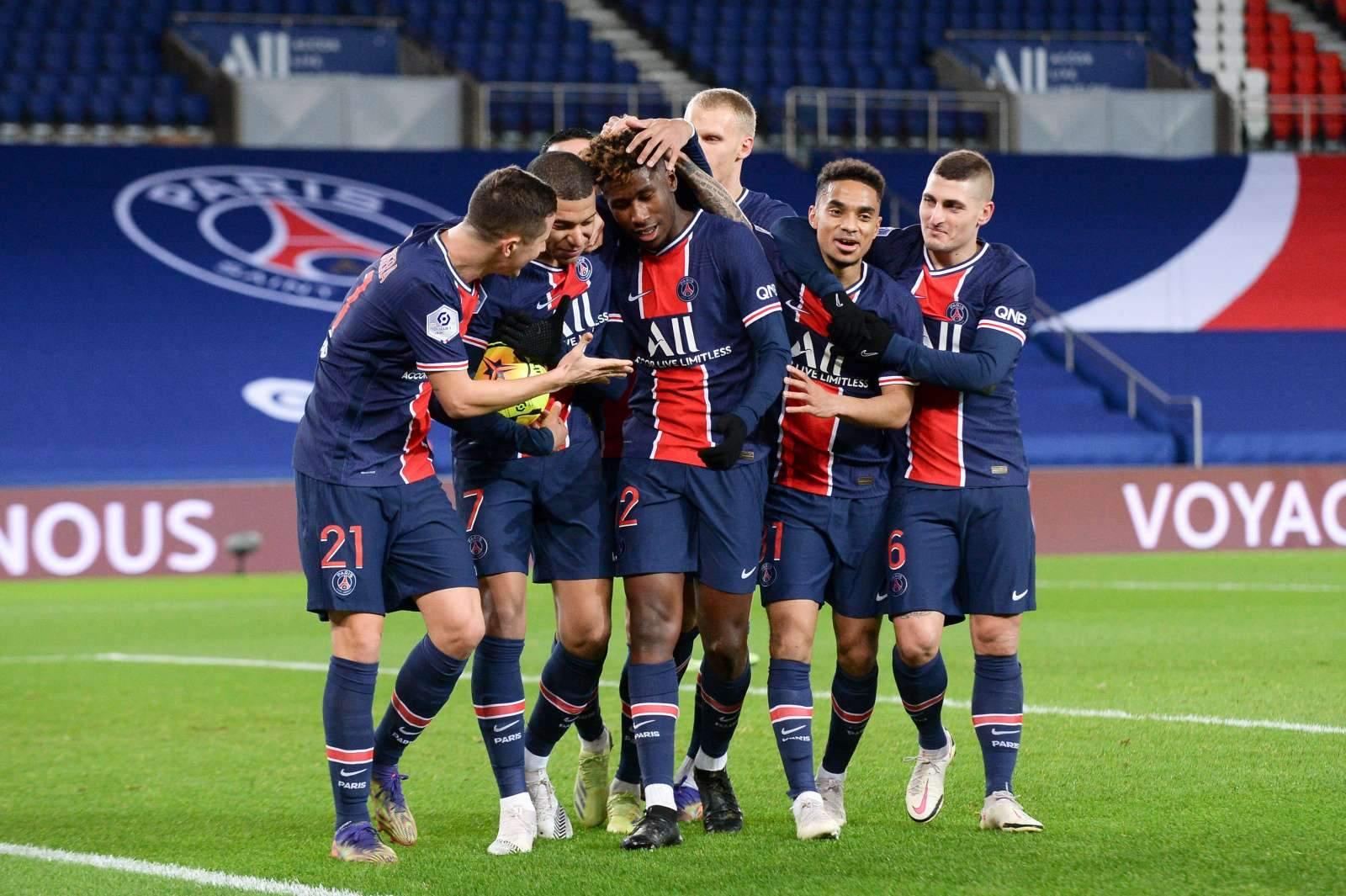Первый трофей Почеттино в «ПСЖ» - в матче за Суперкубок обыгран «Марсель»