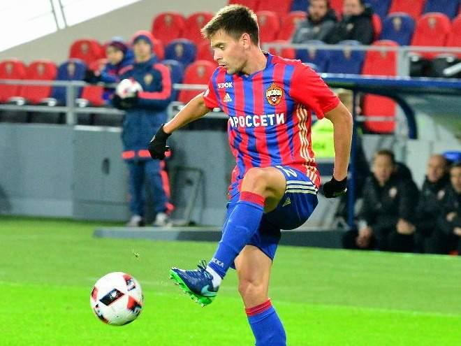 Место Кудряшова в сборной перед игрой со Швецией займёт защитник ЦСКА