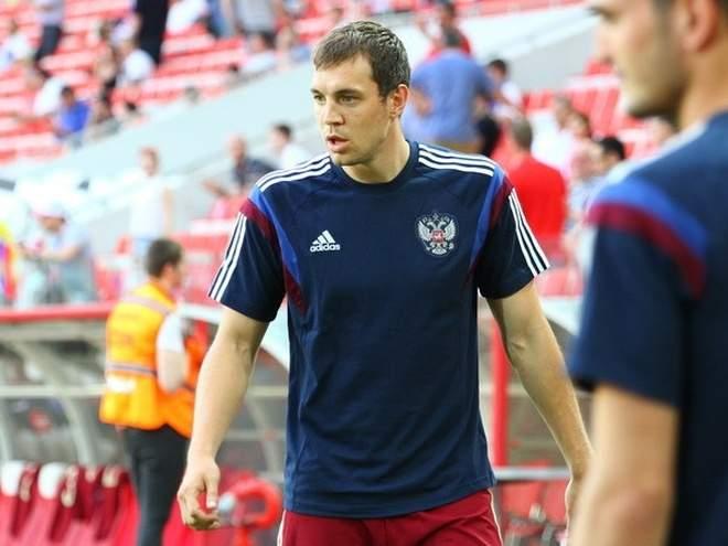 """Арсенал"": ""И не благодарите за лучшего форварда России, Артём Дзюба - красавец"""