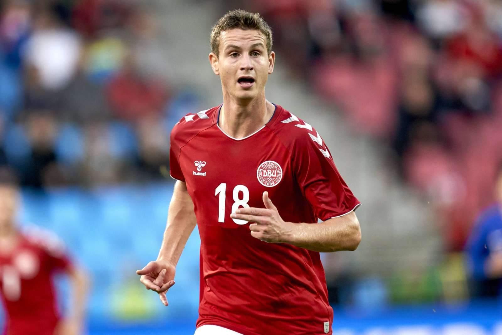 Полузащитник «Рубина» Абильдгор вызван в сборную Дании