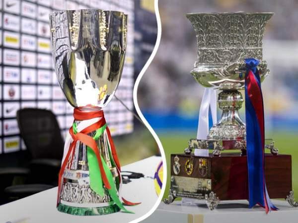 Почему в Испании и Италии не играют предсезонные матчи за Суперкубок