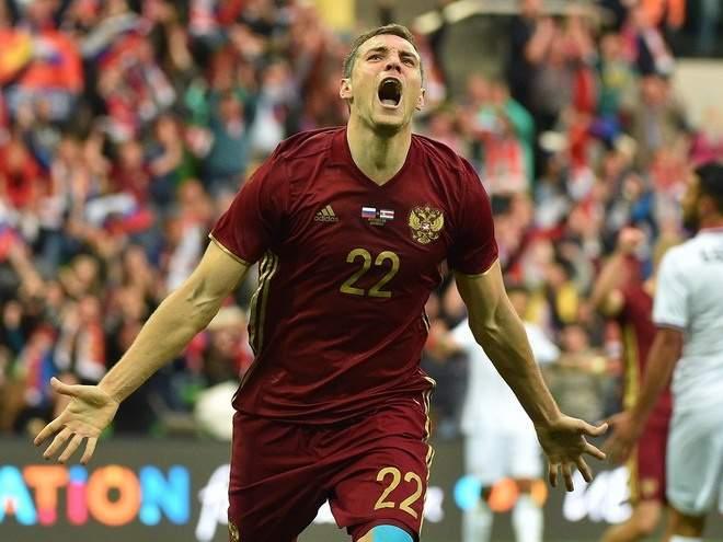 Дзюба: «Постараемся выиграть Евро»