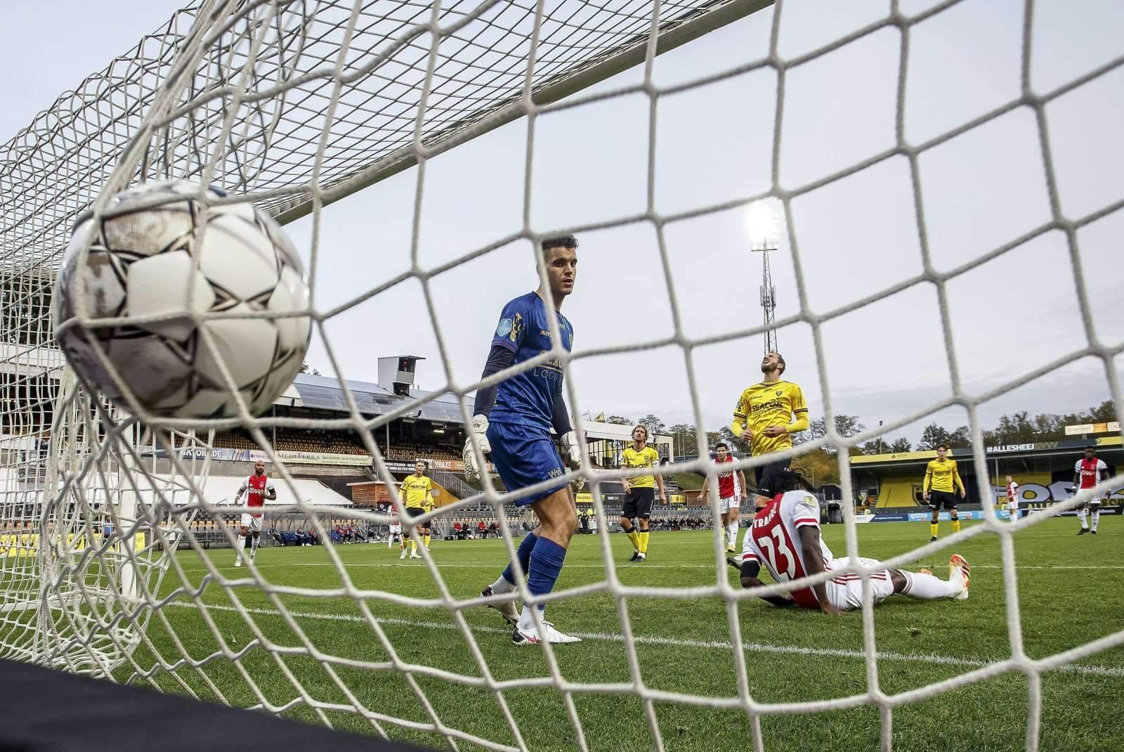 «Жирона» приблизилась к Ла Лиге после победы над «Райо Вальекано»