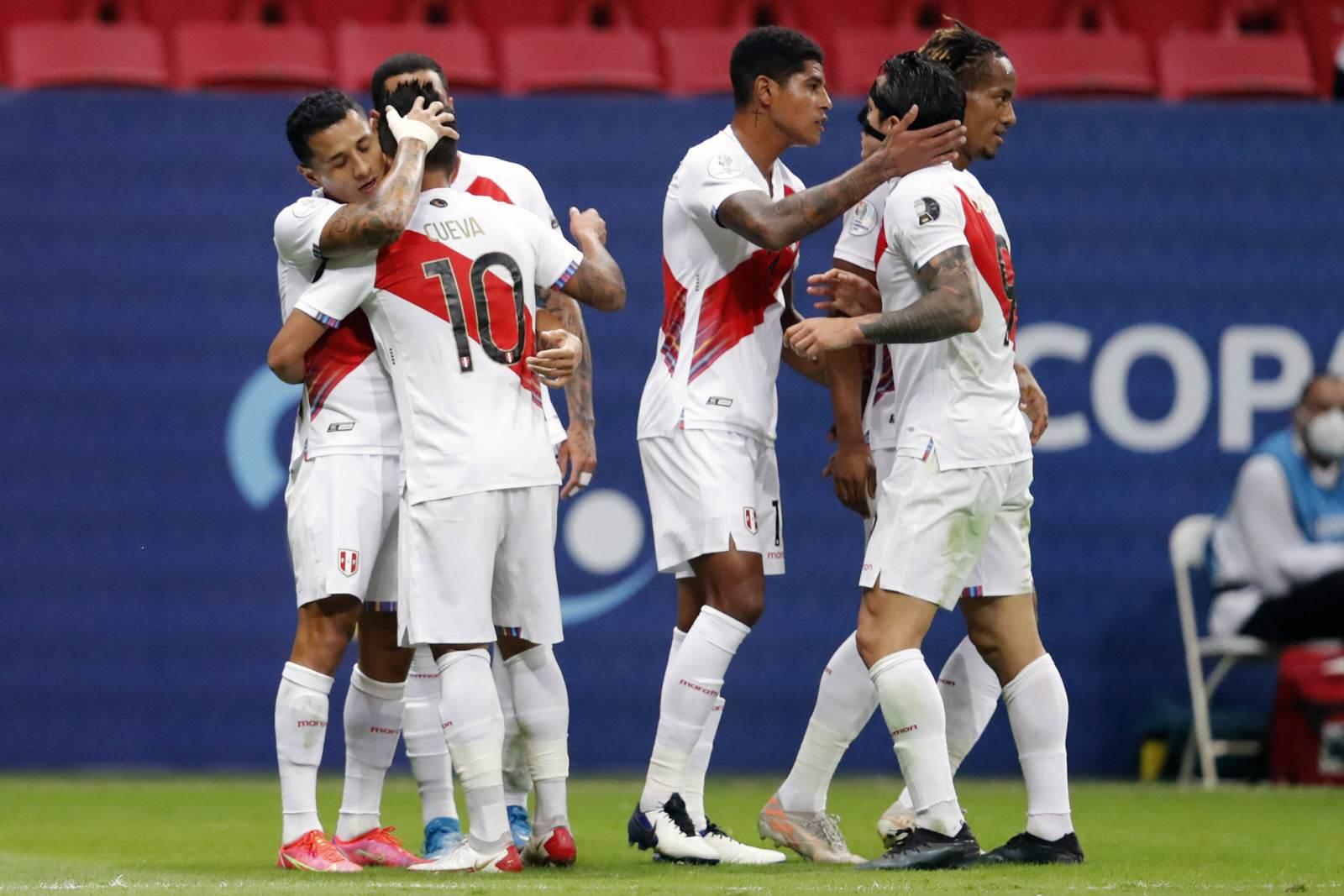 Перу – Венесуэла: прогноз на матч отборочного цикла чемпионата мира-2022 - 6 сентября 2021