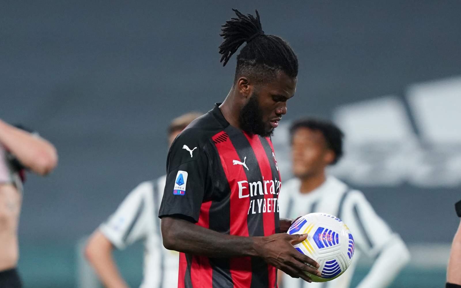 Кесси не хочет оставаться в «Милане», игрок нацелен на АПЛ