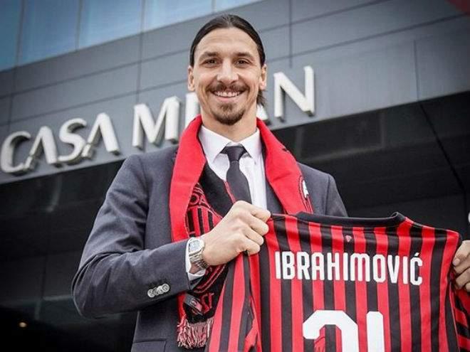 Златан делает разницу: Дубль Ибрагимовича принёс «Милану» победу в дерби и первое место в Серии А