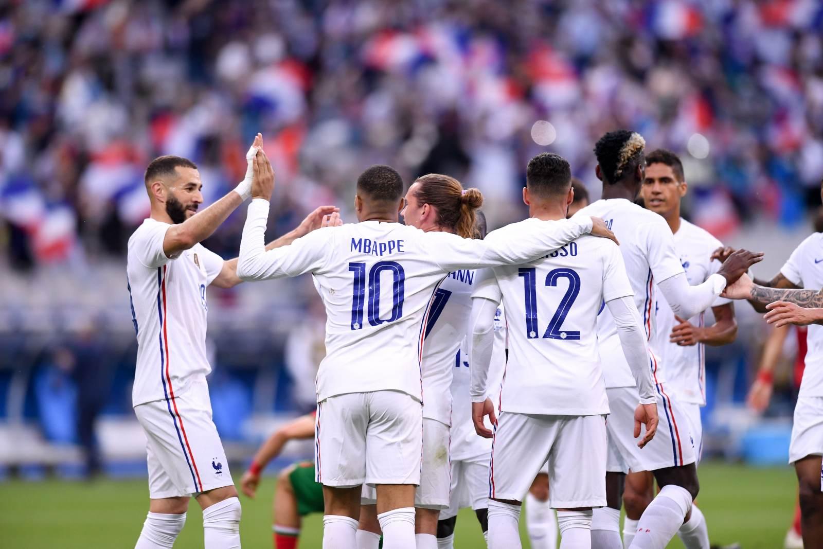 Как сборная Франции вырвала победу в финале Лиги наций - видео