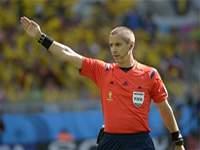 Гейгер назначен на игру Испания - Чили