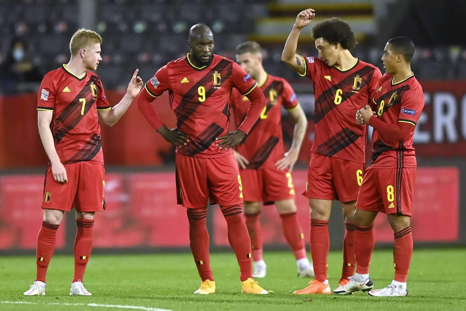 Португалия и Уэльс набрали по три очка, Беларусь пропустила 8 мячей от Бельгии