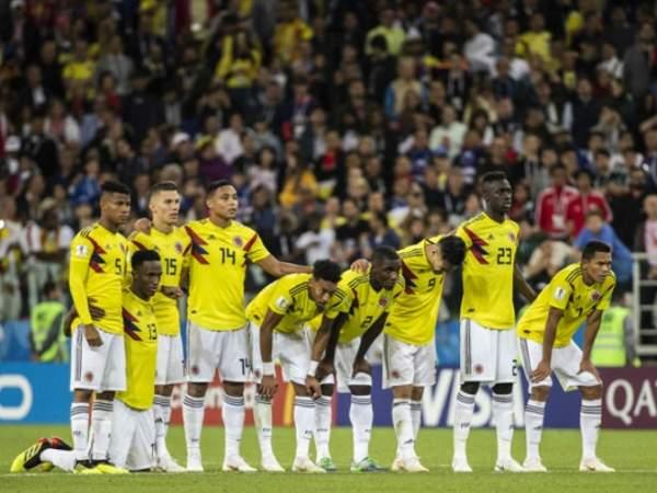 Сборная Колумбии обыграла и Парагвай, подсобив Аргентине