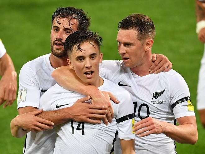 """Хадсон: """"Сборная Новой Зеландии хочет выиграть хотя бы матч на Кубке конфедераций"""""""
